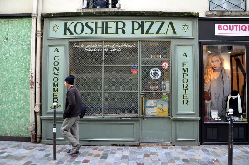 פריז כשרה- המדריך המלא למטייל הדתי