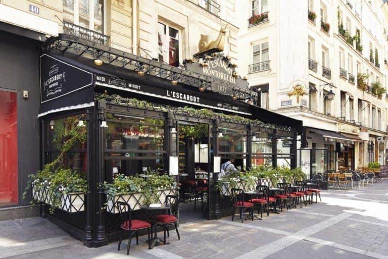 10 מסעדות, 10 מסעדות מומלצות בפריז ברובע השני