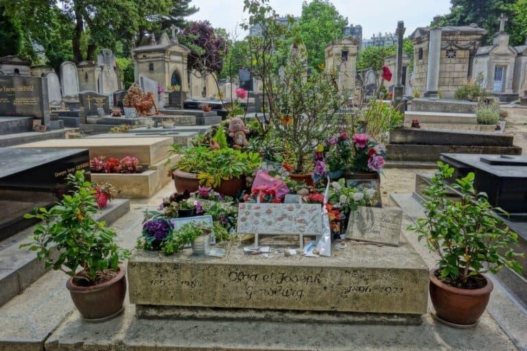 בתי הקברות, בתי הקברות של פריז: עולם תחתון מרתק
