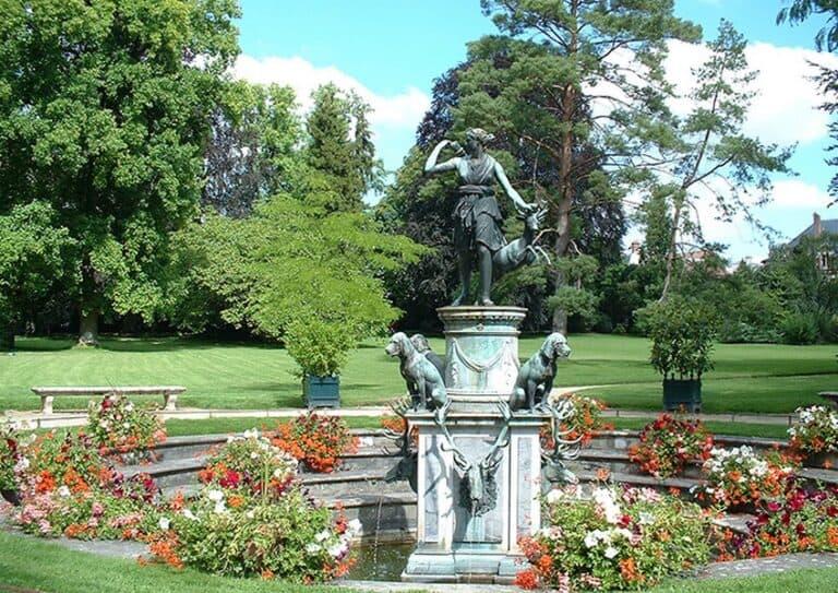 פרנסיני, משפחת פרנסיני- שושלת מהנדסי המים של צרפת