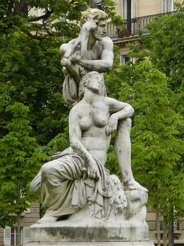 מזרקת ארבעת חלקי העולם, מזרקת ארבעת חלקי העולם: יצירת מופת רטובה בפריז