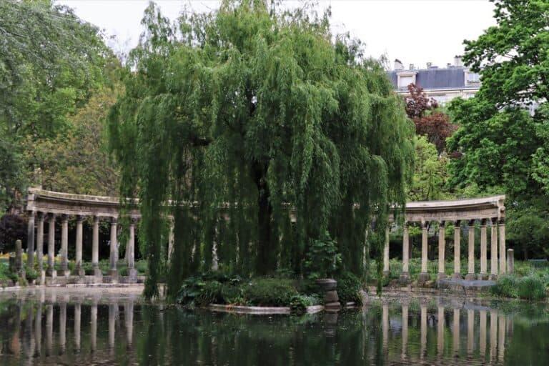פארק מונסו, פארק מונסו פריז- הגן שהדהים את אצולת צרפת