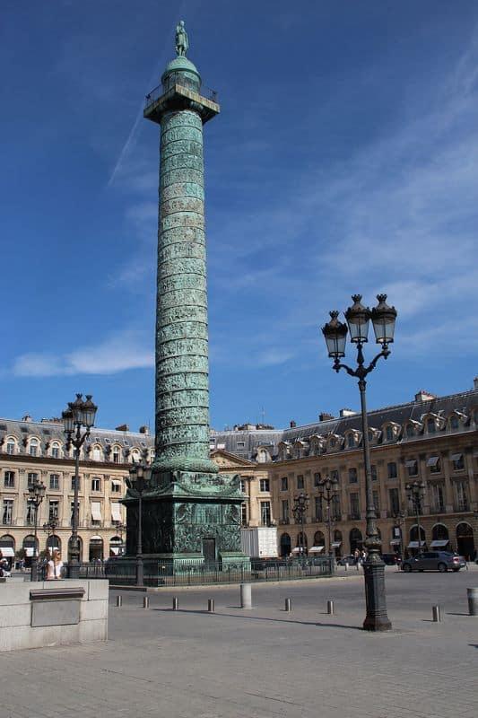 כיכר ונדום פריז- התכשיט היוקרתי בליבה של העיר