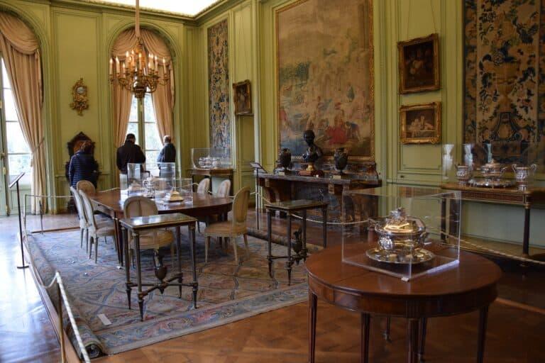 ניסים דה קמונדו, מוזיאון ניסים דה קמונדו פריז- סיפור יהודי טראגי
