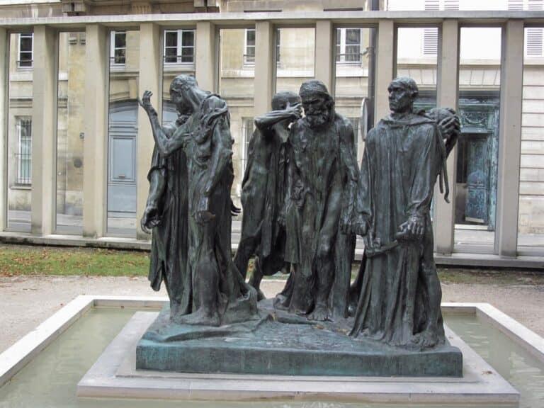 מוזיאון רודן, מוזיאון רודן פריז- גן הפסלים היפה בצרפת