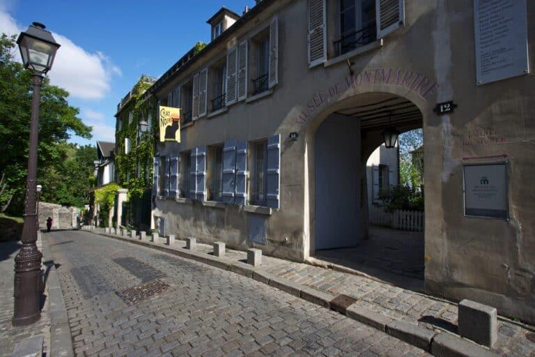מוזיאון מונמארטר, מוזיאון מונמארטר פריז: בעקבות האומנים האהובים