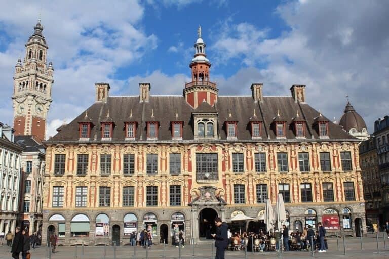 ליל, ליל צרפת: העיר שתפתיע אתכם ביופייה