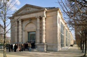 מוזיאון האורנז'רי (Musée de l'Orangerie) צילום: Traktorminze