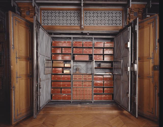 הארכיון הלאומי, מוזיאון הארכיון הלאומי פריז- ההיסטוריה של צרפת