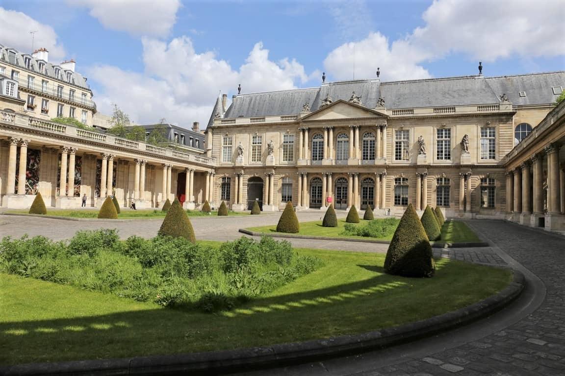מוזיאון הארכיון הלאומי פריז- ההיסטוריה של צרפת
