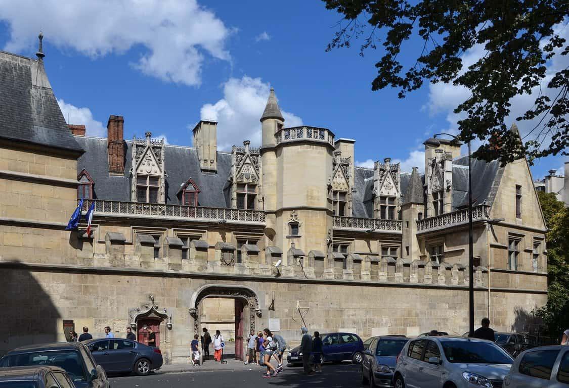 מוזיאון קלוני פריז: צרפת של ימי הביניים