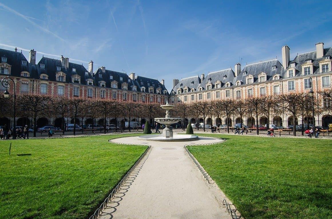 מסלול טיול לכל המשפחה ברובע המארה פריז