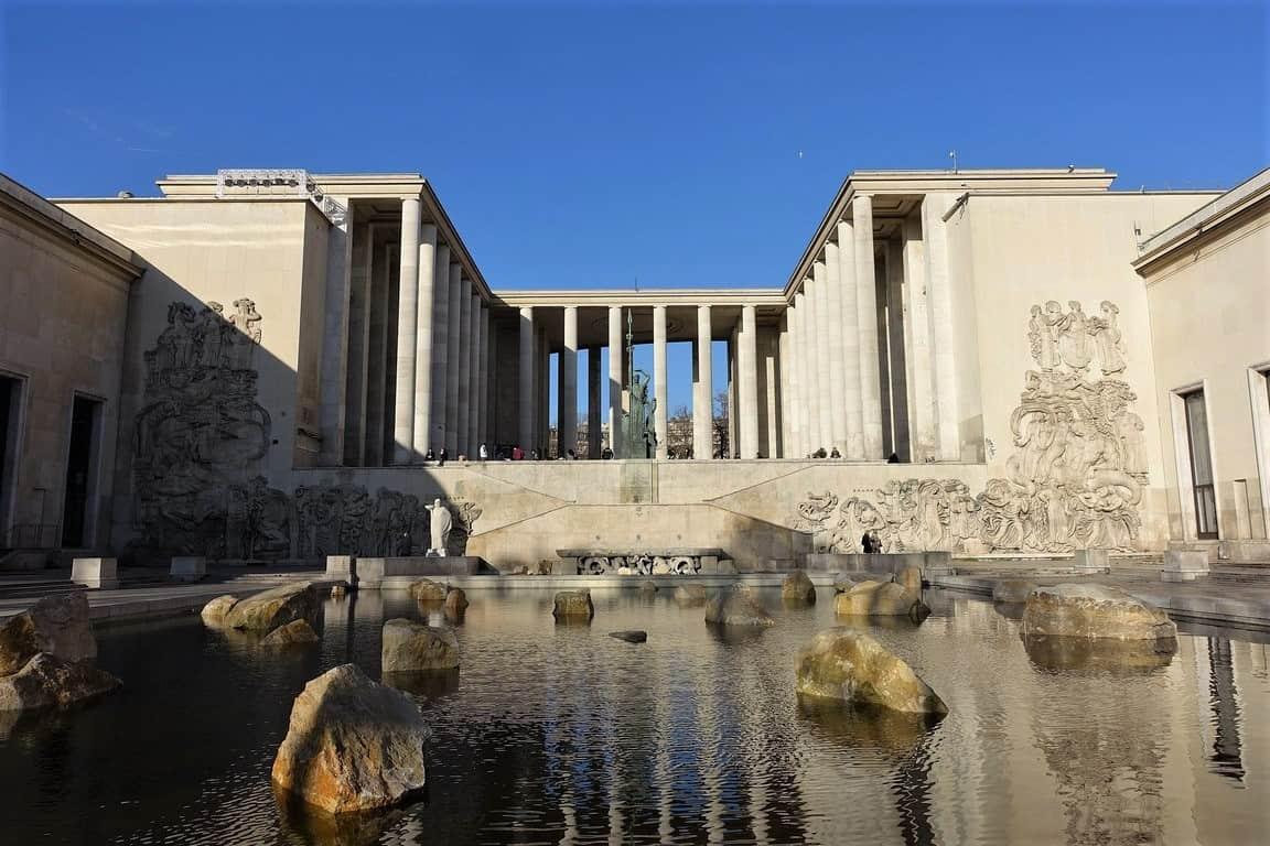 palais de Tokyo מוזיאון ארמון טוקיו פריז