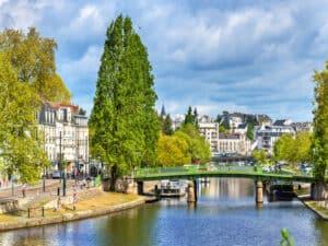 נאנט צרפת מבט מנהר הארדר