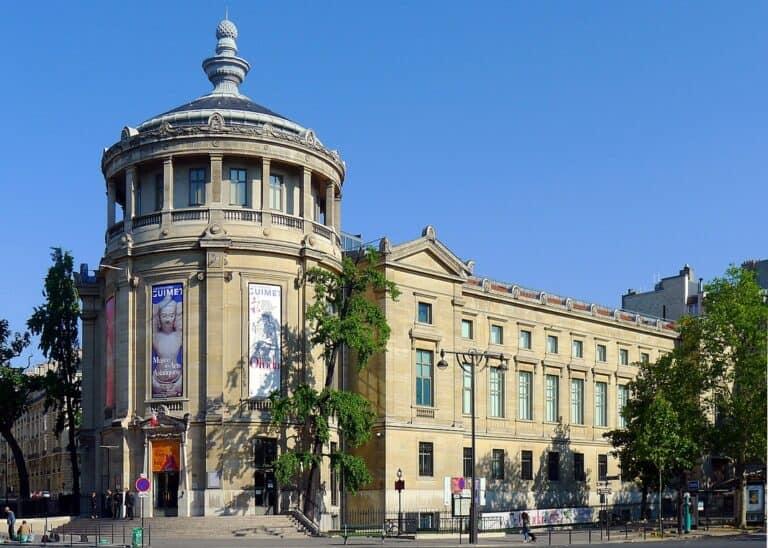 מוזיאון גימה, מוזיאון גימה פריז (Musée Guimet) לאומנות אסיה