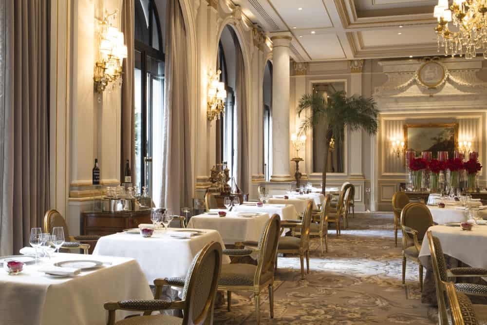 מסעדות 3 כוכבי מישלן בפריז- פסגת הקולינריה