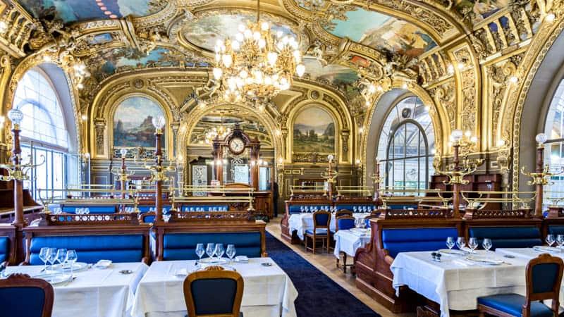 בואו לגלות את המסעדות היפות ביותר בפריז